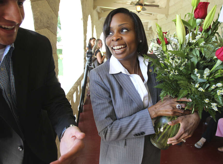 Ivy Taylor's appointment as mayor isn't the only history- making move on City Council. Photo: Tom Reel / San Antonio Express-News / San Antonio Express-News