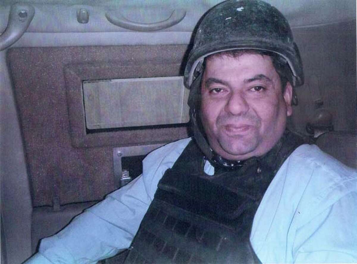 For more than five years Judge Al-Anbaki worked alongside U.S. troops battling to bring terrorists to justice in Iraq. He is now fighting to bring himself and his family to the U.S.