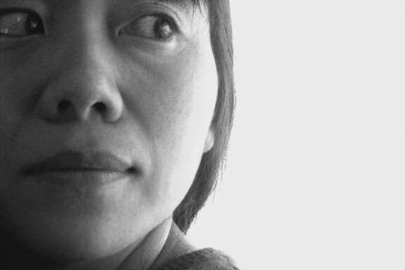Chinese author Xiaolu Guo
