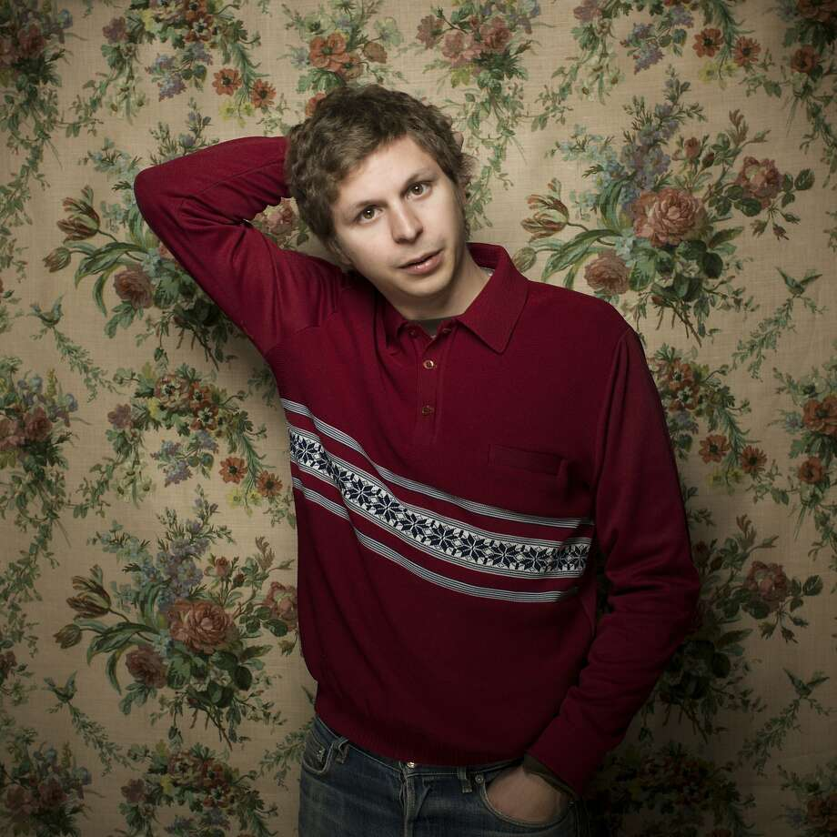 "Michael Cera, best known for acting in ""Superbad"" and ""Juno,"" carved out a folkie album using GarageBand software. Photo: Victoria Will, Associated Press"