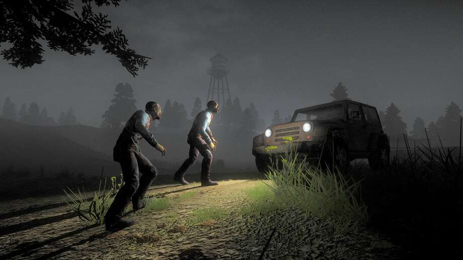 "Sony's zombie game called ""H1Z1"" has been evolving with the help of users from Twitch and Reddit. Photo: Handout, McClatchy-Tribune News Service"