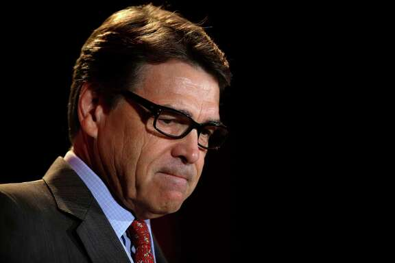 Rick Perry is the first Texas governor to be indicted in nearly a century.