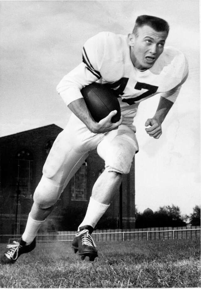 Don Watson - Texas A&M Aggies football Photo: Houston Chronicle Files / handout / Houston Post files