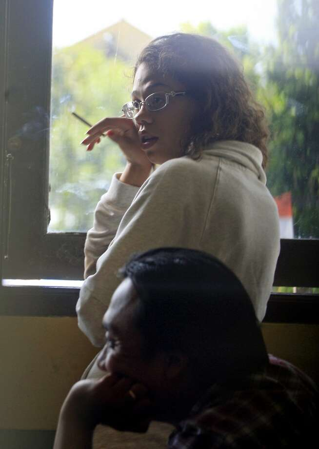 Heather Mack was arrested along with her boyfriend in the death of her mother. Photo: Firdia Lisnawati, Associated Press
