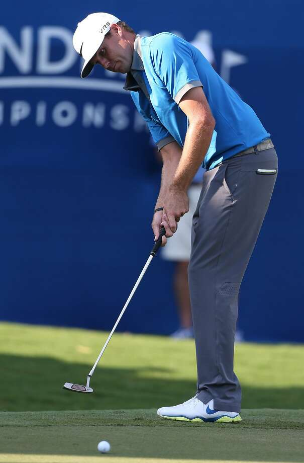 Nick Watney, a five-time PGA Tour winner, has had only one bogey through three rounds. Photo: Todd Warshaw, Getty Images