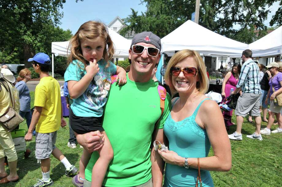 The 40th annual Milford Oyster Festival was held on Saturday, August 16, 2014. Festival goers enjoyed music, a car show, competitions and activities - and of course oysters. The main act was rocker Bret Michaels. Were you SEEN? Photo: Picasa, Bill McMenamey