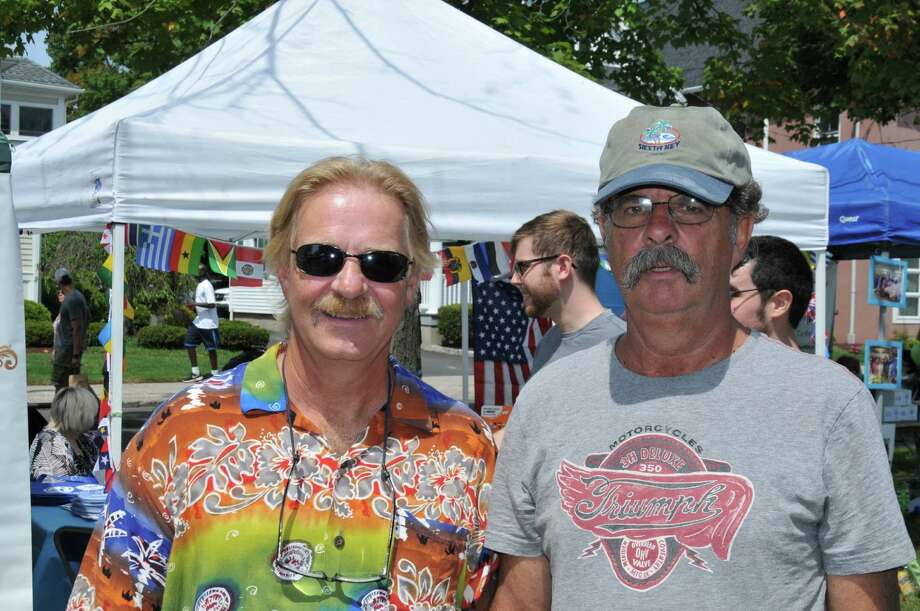 The 40th annual Milford Oyster Festival was held on Saturday, August 16, 2014.Festival goers enjoyed misic. a car show, competitions and activities-and of course,oysters. The main act was rocker Bret Michaels.Were you SEEN? Photo: Picasa, Bill McMenamey