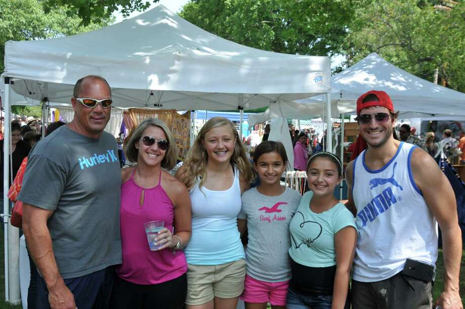 The 40th annual Milford Oyster Festival was held on Saturday, August 16, 2014.  Festival goers enjoyed music, a car show, competitions and activities - and of course, oysters.  The main act was rocker Bret Michaels.  Were you SEEN? Photo: Picasa, Bill McMenamey