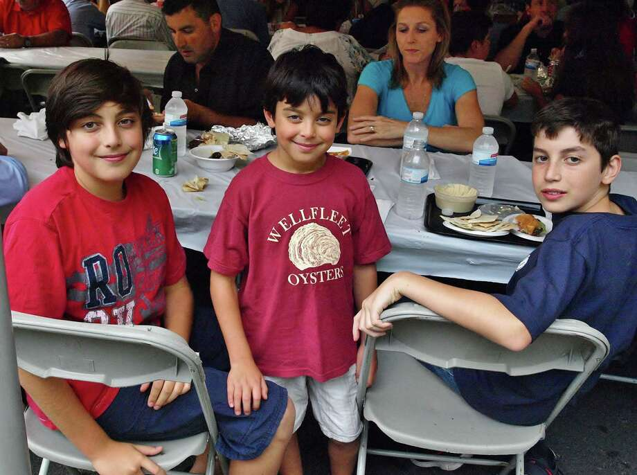 "St. Anthony's annual Lebanese Heritage Festival, ""Mahrajan,"" came back to Danbury on August 15 and August 16, 2014. Festival goers enjoyed traditional music, dance and food. Were you SEEN on Saturday, August 16? Photo: Nuria Ryan"