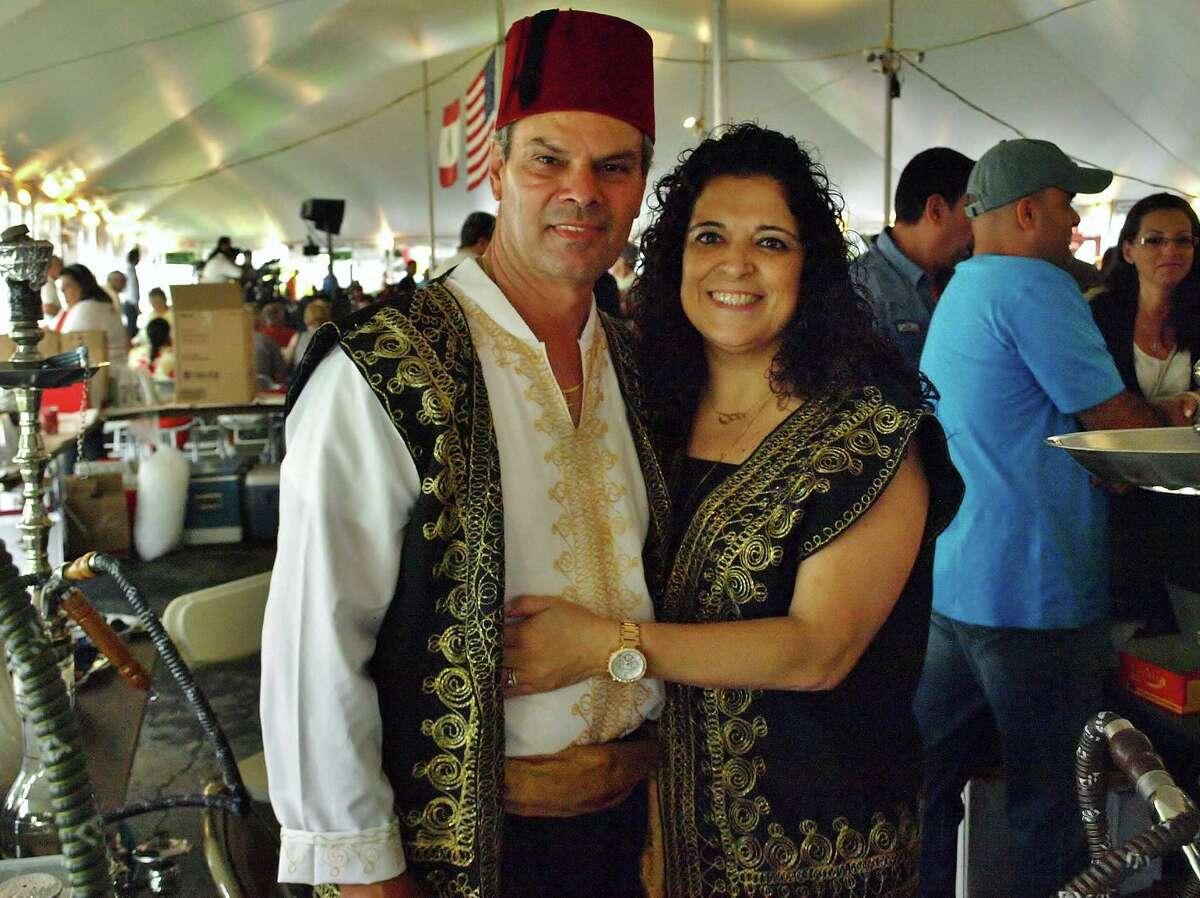 St. Anthony's annual Lebanese Heritage Festival,