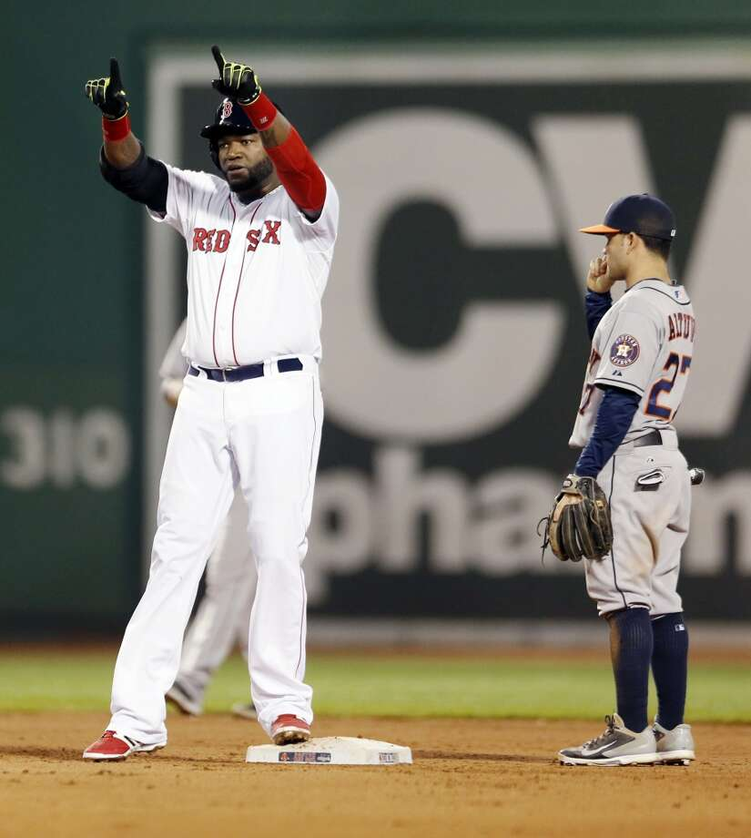 August 16: Red Sox 10, Astros 7David Ortiz knocked in six runs as the Astros' early lead did not hold in Boston.Record: 51-73.