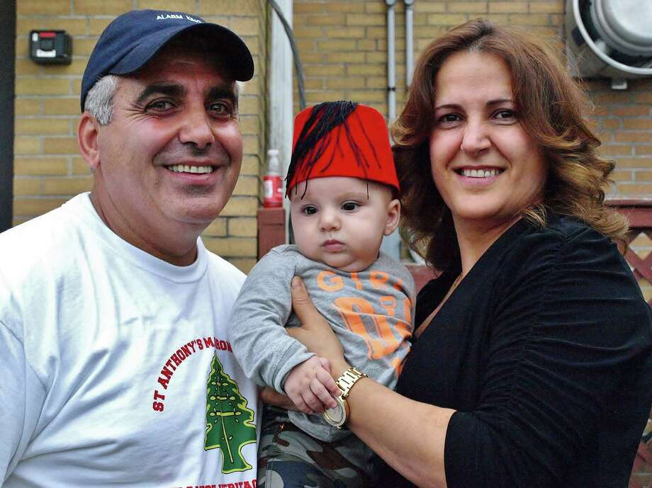 """St. Anthony's annual Lebanese Heritage Festival, """"Mahrajan,"""" came back to Danbury on August 15 and August 16, 2014. Festival goers enjoyed traditional music, dance and food. Were you SEEN on Saturday, August 16? Photo: Nuria Ryan"""