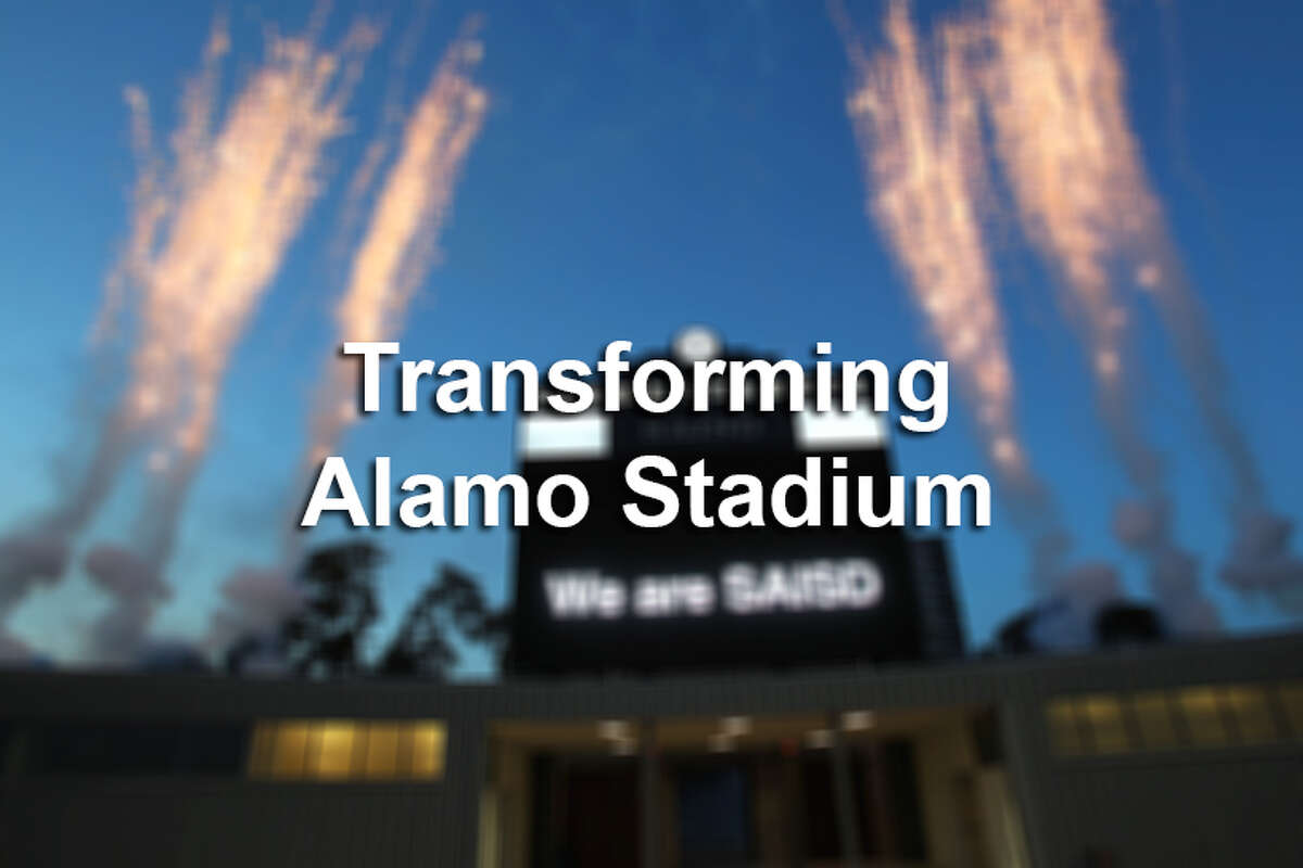 San Antonio fans can now take home a piece of 'The Rockpile,' as SAISD announced it will sell the authentic Alamo Stadium seats.Many have great memories of the 1940s-era stadium. Click through the slideshow to see the transformation of Alamo Stadium.