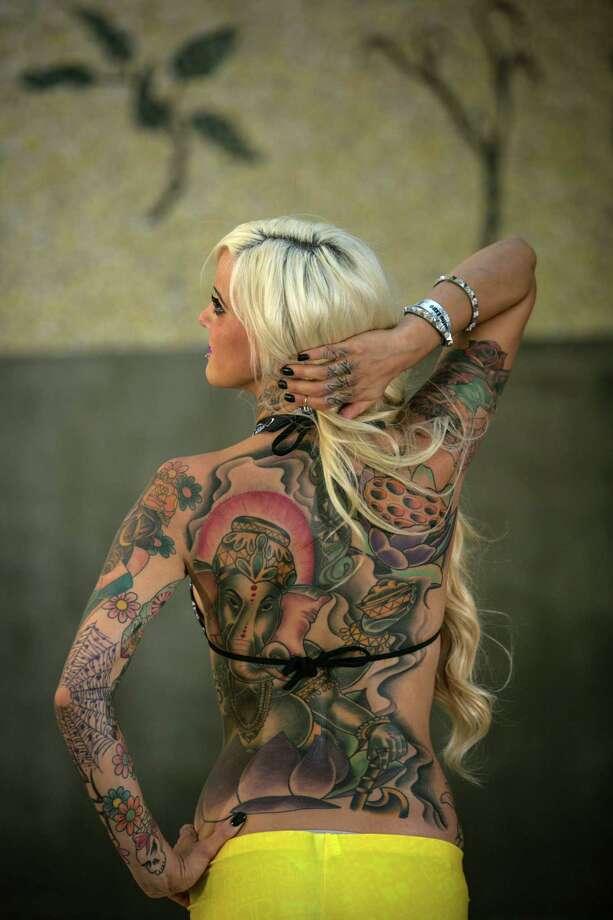 Seattle Tattoo Expo, 2014 - seattlepi.com