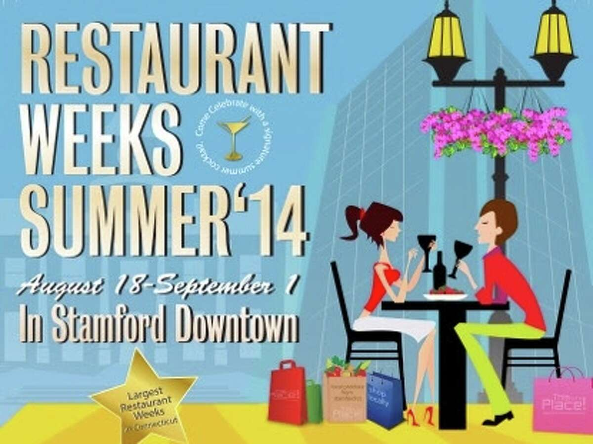 Stamford Summer Restaurant Week comes and runs through September 1, 2014. The two week event includes over 30 Downtown Stamford restaurants and will feature an array of lunch & dinner prix fixe menus. Find out more.