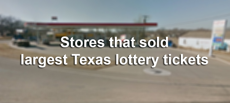 where to cash lottery tickets in texas