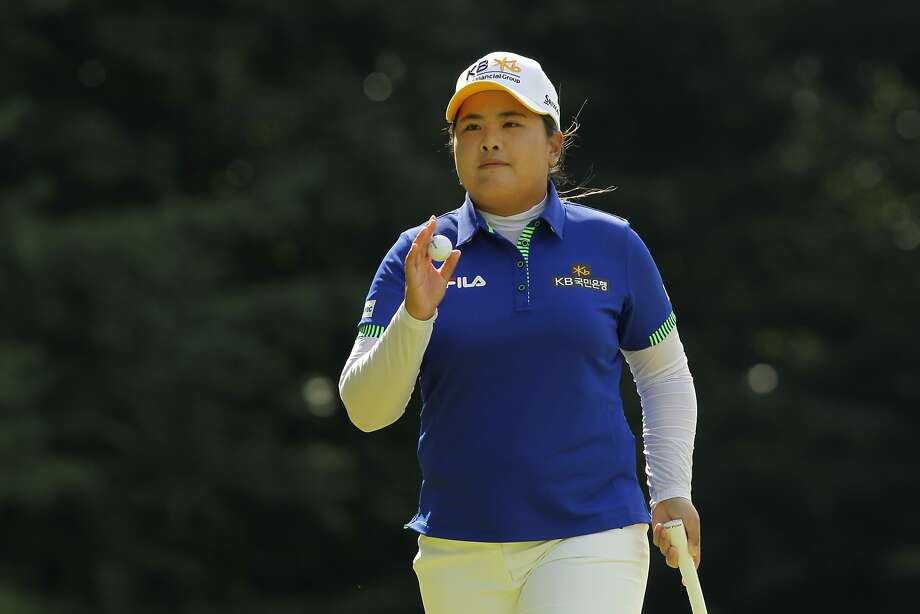 South Korea's Inbee Park won her fifth major. Photo: Hunter Martin, Getty Images
