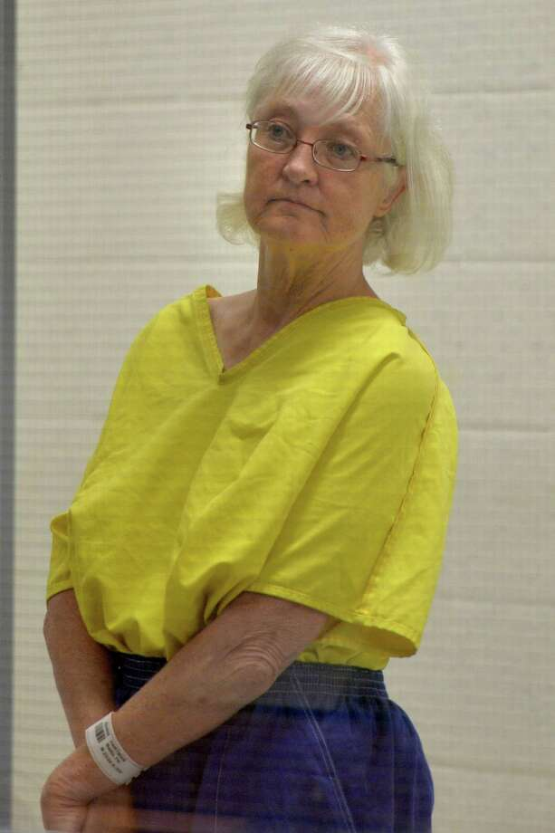Marilyn Jean Hartman appears in court in 2014. file photo, in the airport courthouse in Los Angeles. Photo: Brittany Murray / Associated Press / The Daily Breeze