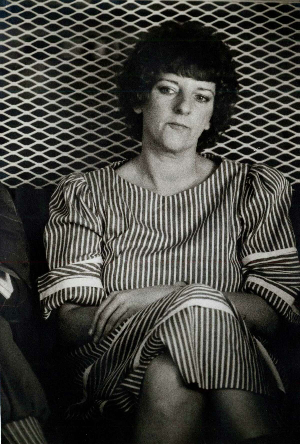 1. Former nurse Genene Jones was sentenced in 1984 to life in prison for killing a 15-month-old child.