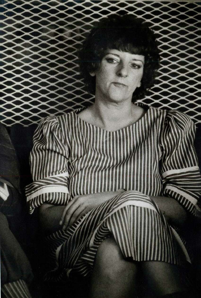 1.Former nurse Genene Jones was sentenced in 1984 to life in prison for killing a 15-month-old child.