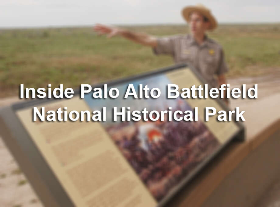 Palo Alto Battlefield National Historical Park is the site where the first clash of the U.S.-Mexican War happened in 1846. The park, located just north of Brownsville, offers guided tours from Dec. 1 to April 1, and is open year-round with the exceptions of Thanksgiving, Christmas and New Year's Day. To learn more about the park, visit www.nps.gov/paal. Photo: JOE HERMOSA, Associated Press