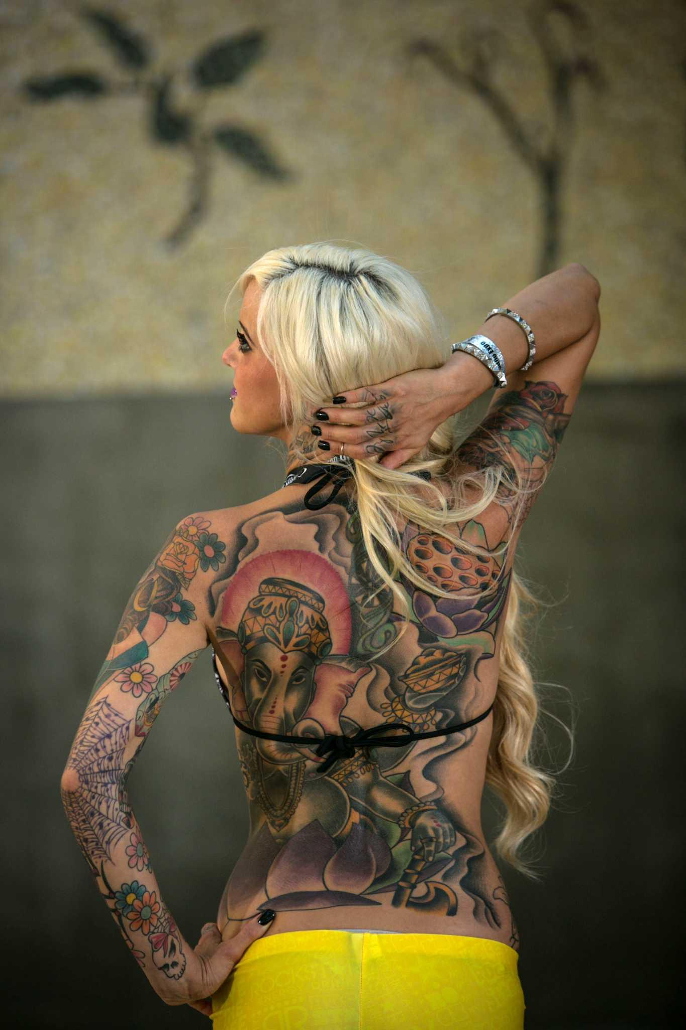 Seattle tattoo expo 2014 houston chronicle for Tattoo expo seattle