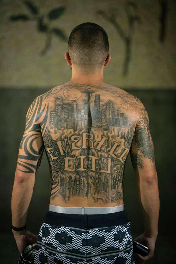 Seattle tattoo expo 2014 houston chronicle for Houston tattoo expo