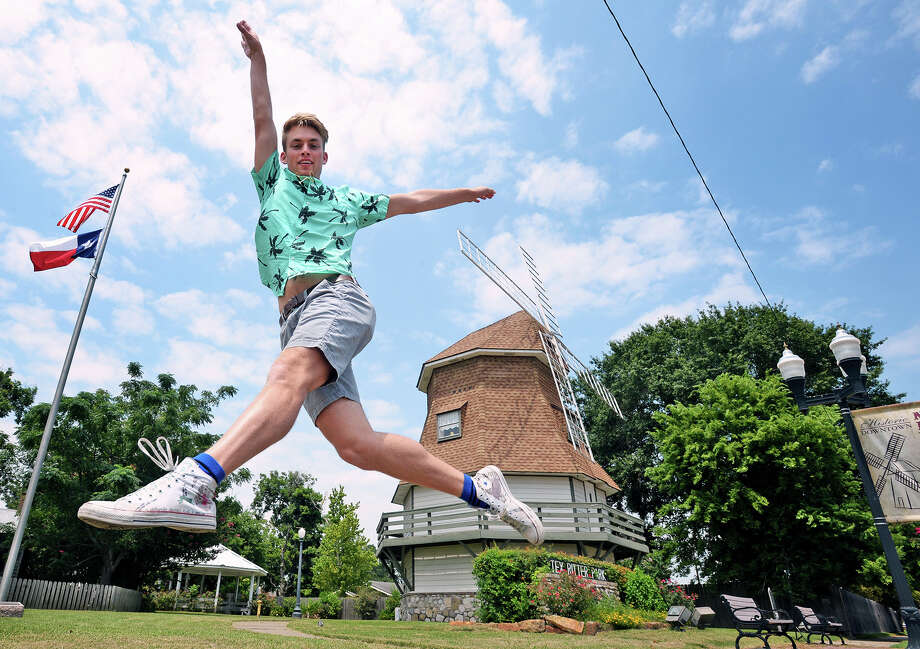 Will Jardell of Nederland will be a contestant on the upcoming season of America's Next Top Model. Jardel is a dance instructor in Nederland. Photo taken Thursday, August 14, 2014