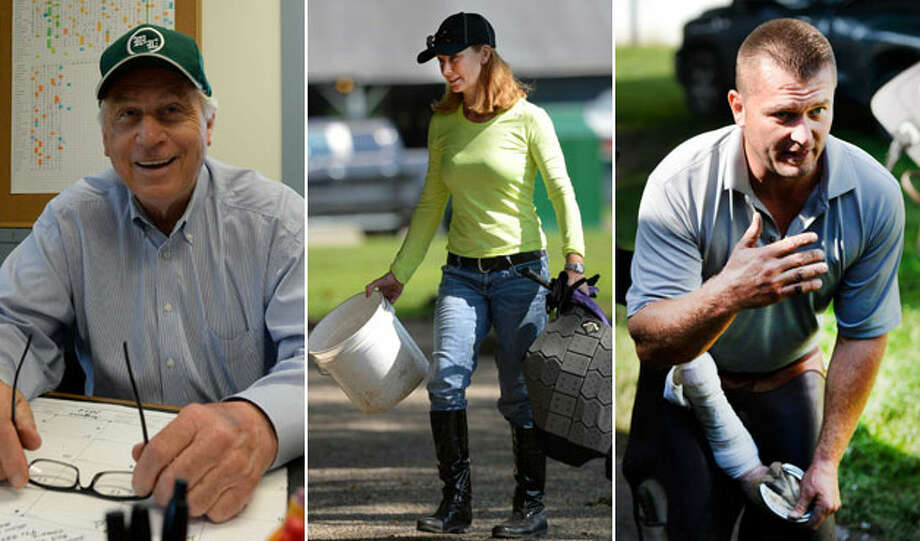 Getting a horse to the winner's circle depends on a range of specialized skills. Meet some of the people who make racing possible everyday.