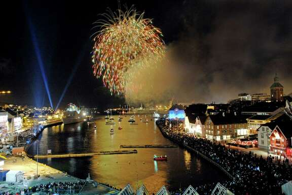 As a former European Capital of Culture, Stavanger is much more lively than first meets the eye. The city hosts many festivals throughout the year, which draw thousands of people down to the harbor area.