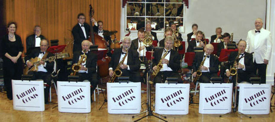 The Fairfield Counts Big Band will close the Waveny Park Summer Concert Series in a show sponsored by HTG Investment Advisors, of New Canaan, Wednesday, Aug. 27. Photo: Contributed Photo, Contributed / New Canaan News Contributed