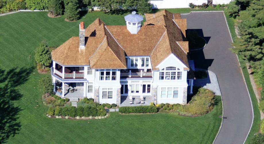 The property at 506 Sasco Hill Road is on the market for $5,775,000. Photo: Contributed Photo / Fairfield Citizen