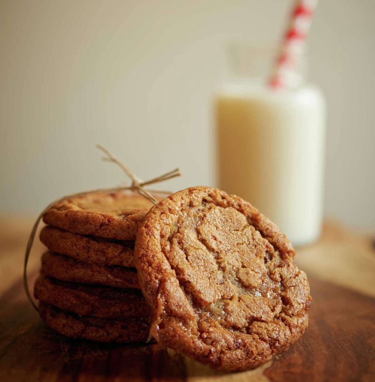 Anthony's Cookies' Toffee Chip cookies