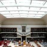 The Mitchell Library Reading Room is the centerpiece of the State Library of New South Wales in Sydney, Australia.