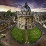 "Oxford University's Radcliffe Camera (camera means room in Latin) opened in 1749.  Locals call it  ""Rad Cam"" or ""Radders."""