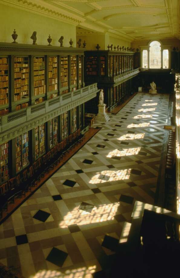 The Codrington Library, at Oxford's All Souls College, was completed in 1751. Photo: Lonely Planet, Getty Images