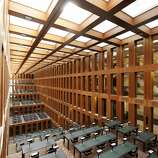 The Jacob and Wilhelm Grimm Center, at the Humboldt University of Berlin, opened in 2009. The library was named in honor of the Brothers Grimm, who, in addition to collecting fairy tales, worked on a monumental German dictionary that they were not able to complete.