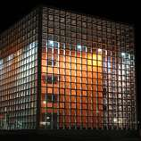 The Braunschweig University of Art library, in Germany, was completed in 2002.