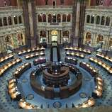 The largest library in the world, the Library of Congress (1800) holds more than 158 million items.