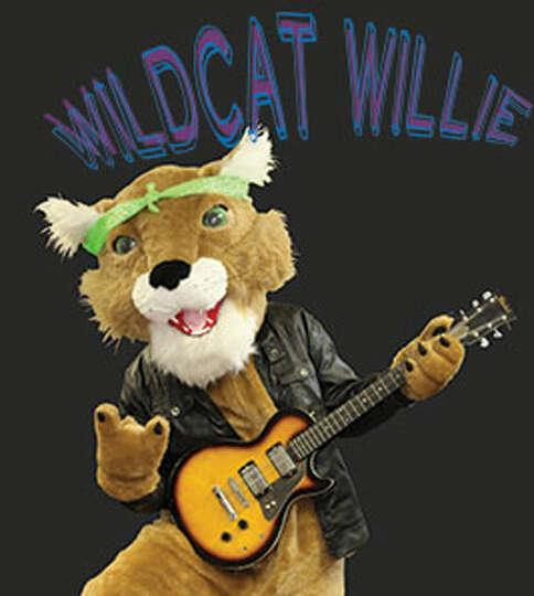 Northwest Vista College Mascot Wildcat Willie Photo