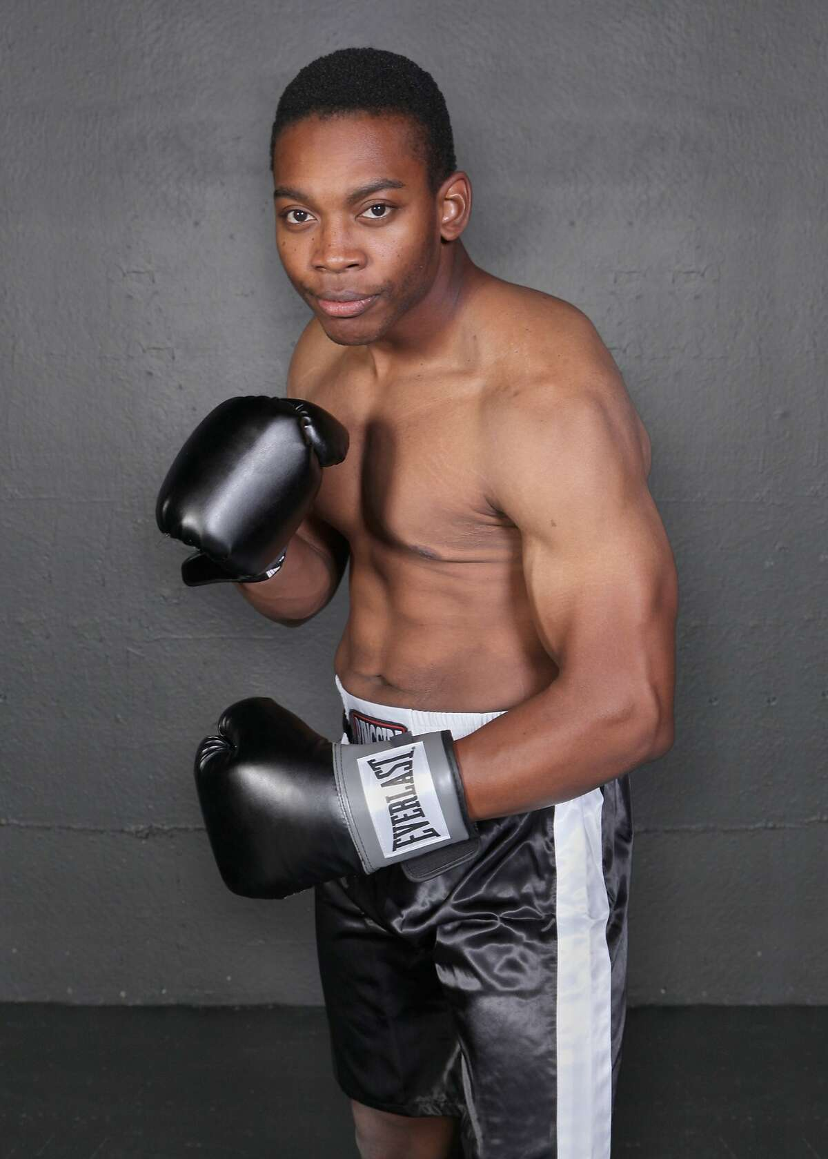 Eddie Ray Jackson as Muhammad Ali in