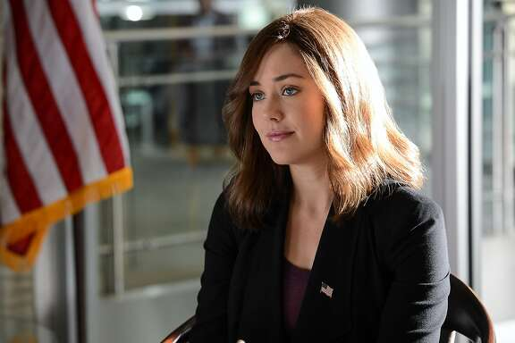 "THE BLACKLIST -- ""Pilot"" -- Pictured: Megan Boone as Elizabeth Keen"