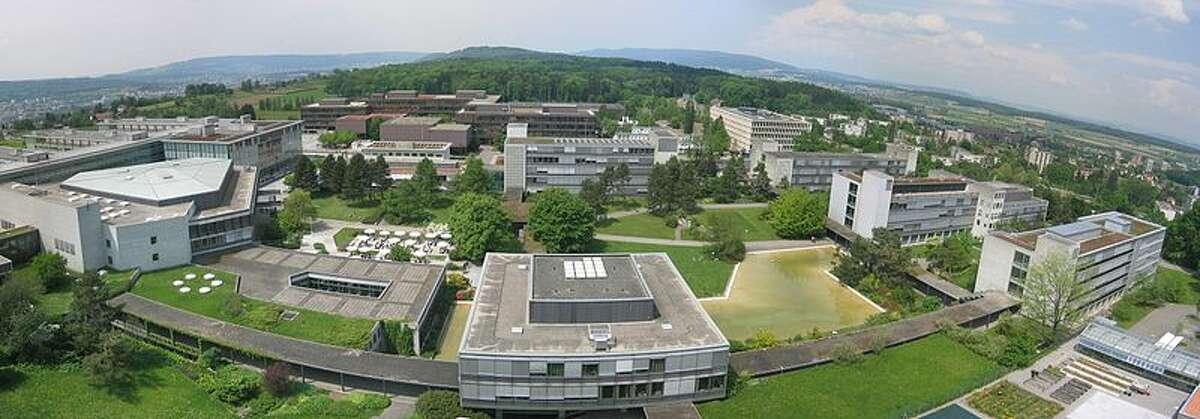 19. Swiss Federal Institute of Technology Zurich.