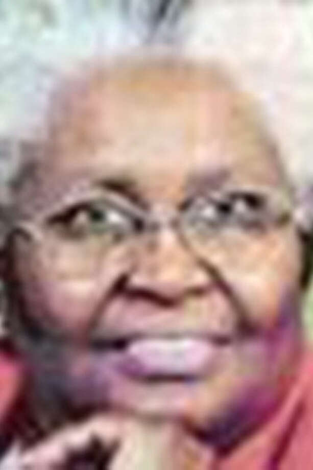 """Ruby Mae Hines Johnson, """"a great listener,"""" ministered at a women's prison in Central Texas."""