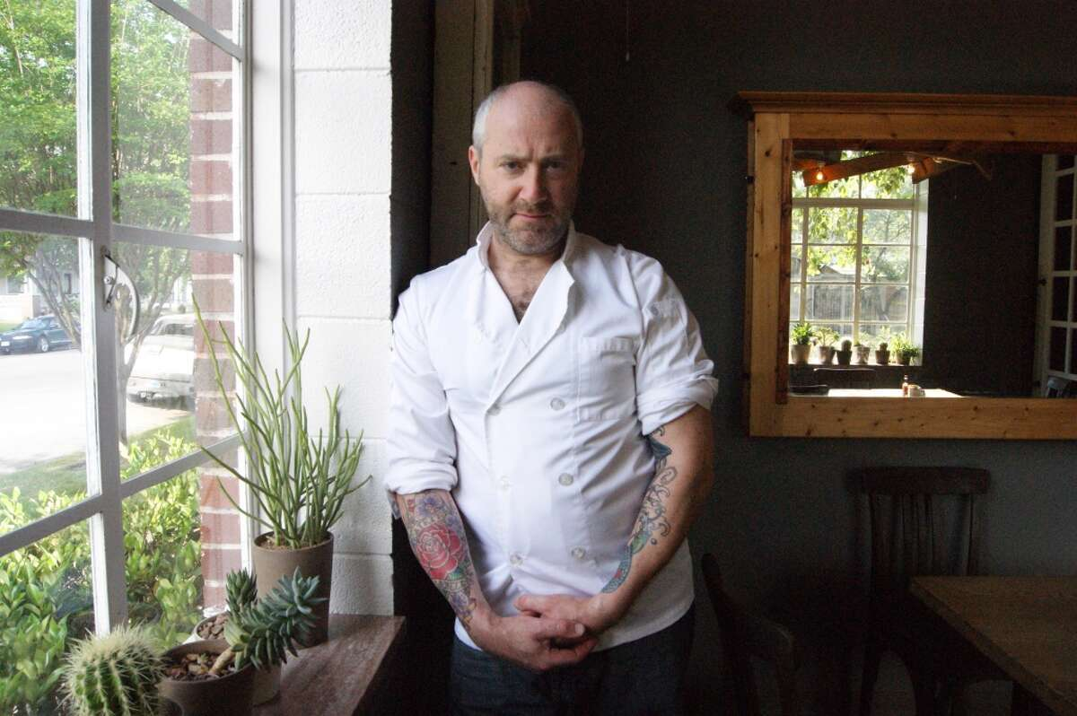 Richard Knight will be the first chef to cook at Kipper Club Test Kitchen, a new venue for pop-up and guest chef dinner series. (Photo: Treadsack)