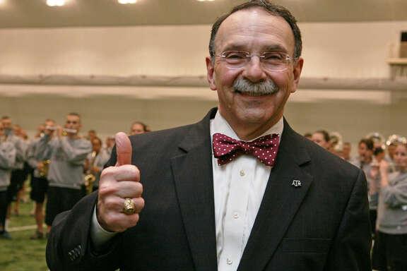 R. Bowen Loftin -- Texas A&M University president  2010 school photo