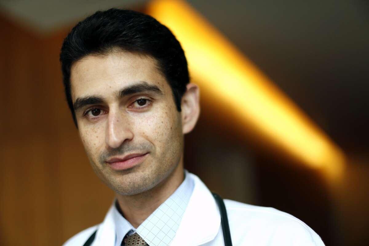 Pediatric geneticist Dr. Bryce Mendlesohn in San Francisco, Calif. on Monday, August 18, 2014.