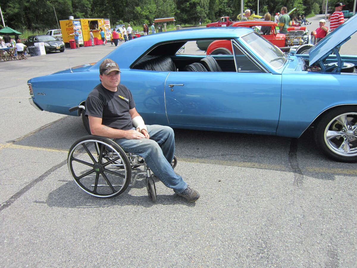 Were you Seen at the fourth annual Times Union Car & Motorcycle Show held at the Times Union in Colonie on Saturday, Aug. 16, 2014? Proceeds from the event will benefit the Hope Fund, which awards grants to after-school and summer programs serving at-risk children in the Capital Region.