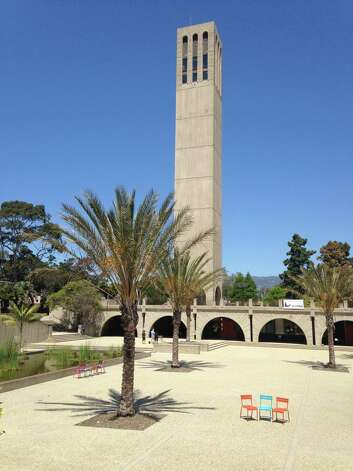 10. University of California Santa Barbara -- Crime rate per 1,000: 2.26 Photo: Patricia Marroquin, Getty Images / This image is subject to copyright.