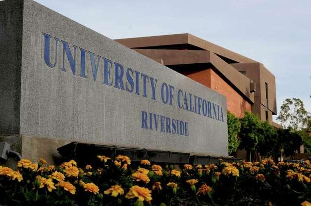8. University of California Riverside -- Crime rate per 1,000: 2.43 Photo: University Of California - Riverside